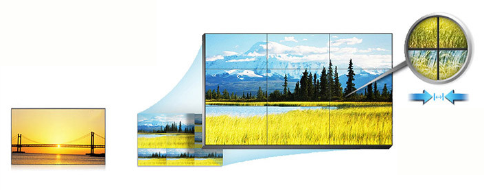 Màn hình ghép Video Wall Screen