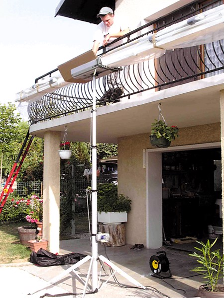 Thang nâng hàng Đài loan CM-520