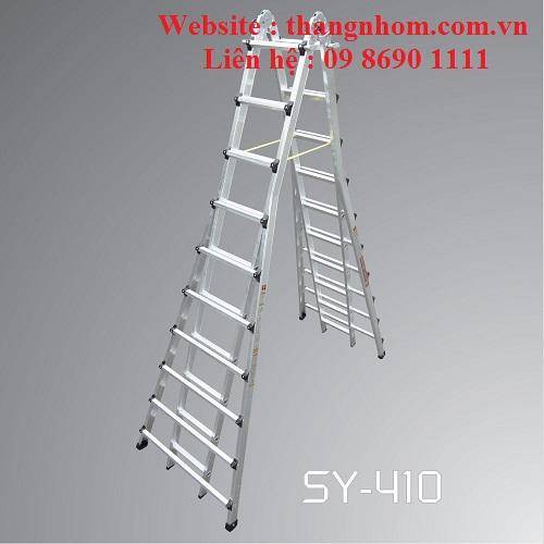 Thang nhôm Sinyang SY-410