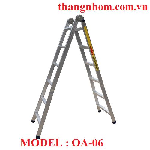 Thang nhôm chữ A Poongsan Hàn quốc OA-06
