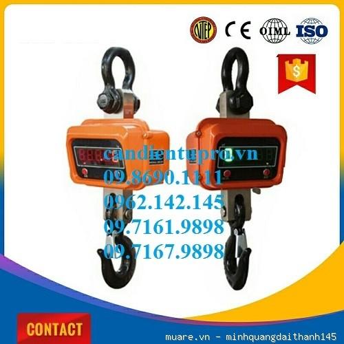 Cân điện tử móc cẩu Sifang 15 tấn