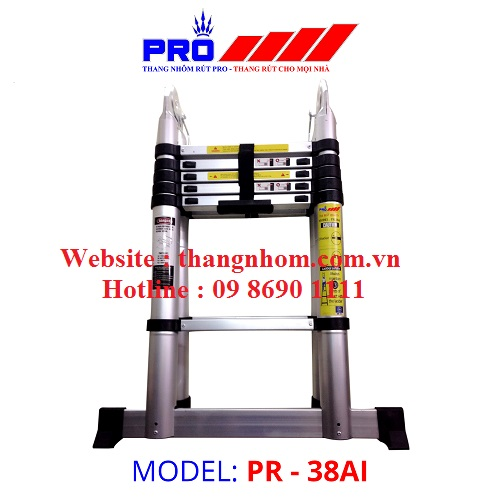 Thang rút chữ A Pro PR-38AI