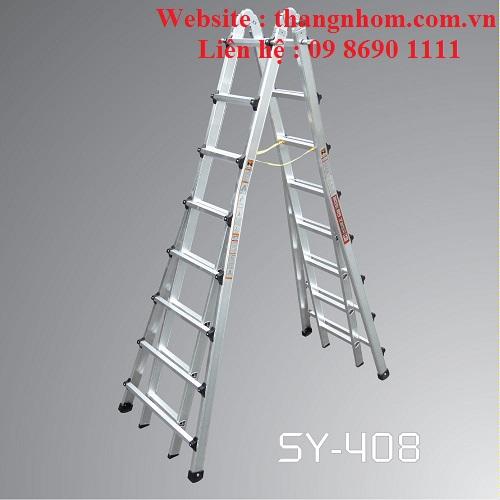Thang nhôm Sinyang SY-408