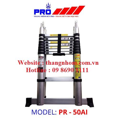 Thang rút chữ A Pro PR-50AI