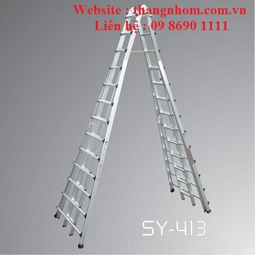 Thang nhôm Sinyang SY-513