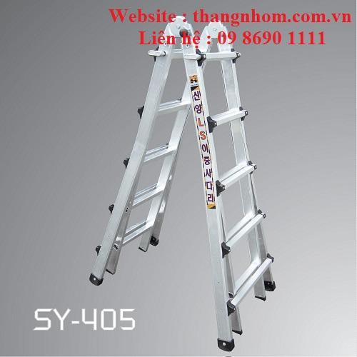 Thang nhôm Sinyang SY-405