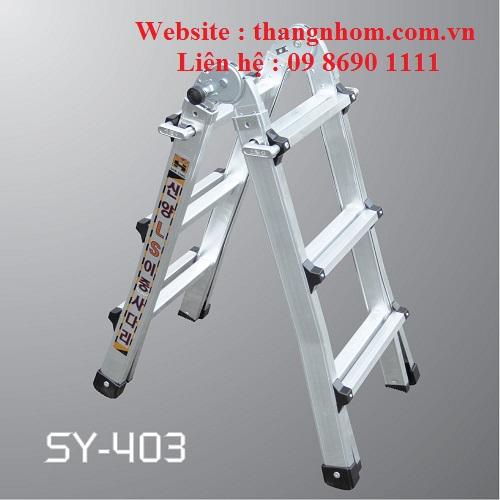 Thang nhôm Sinyang SY-403
