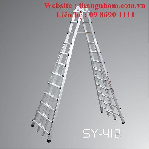 Thang nhôm Sinyang SY-512