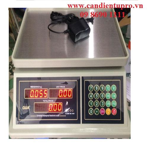 Cân điện tử tính giá Qua 832 30kg/1g