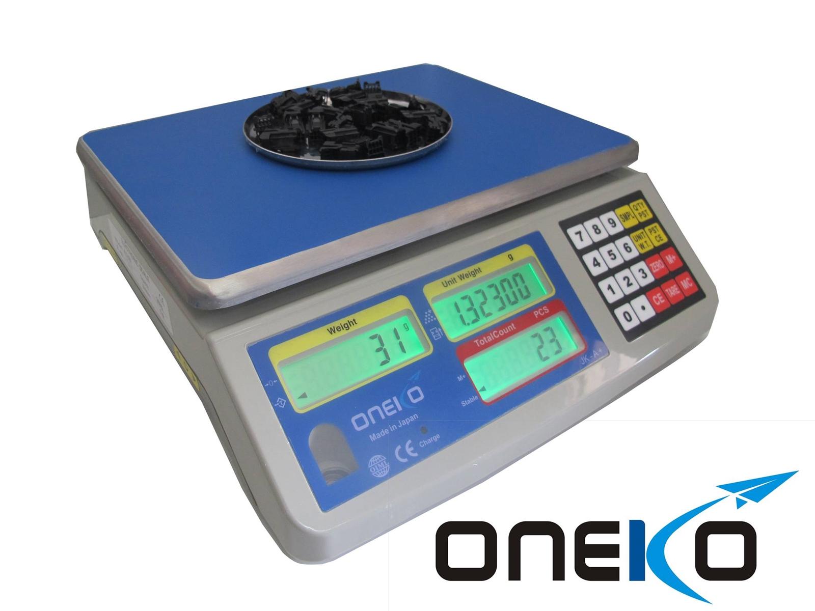 Cân điện tử đếm sản phẩm ONEKO 30kg/1g