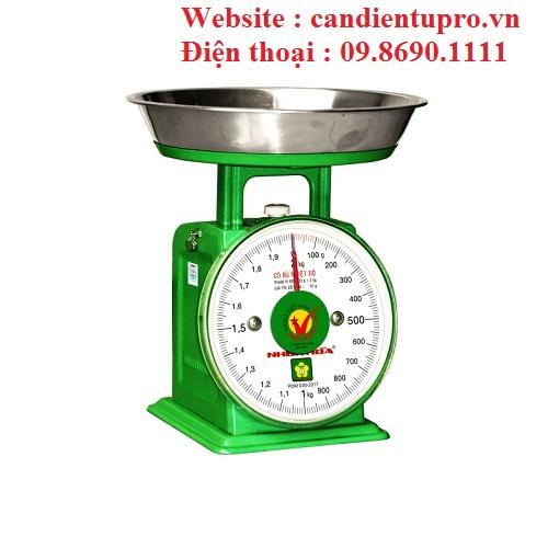 Cân đồng hồ Nhơn hòa  2kg