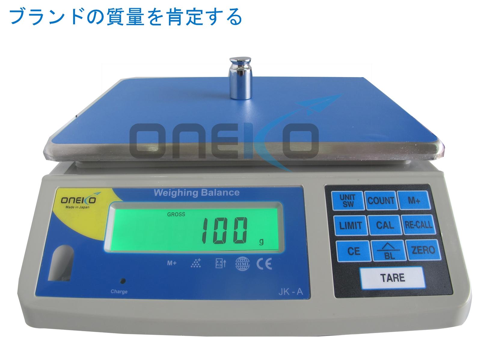 Cân điện tử ONEKO 15kg/0,5g