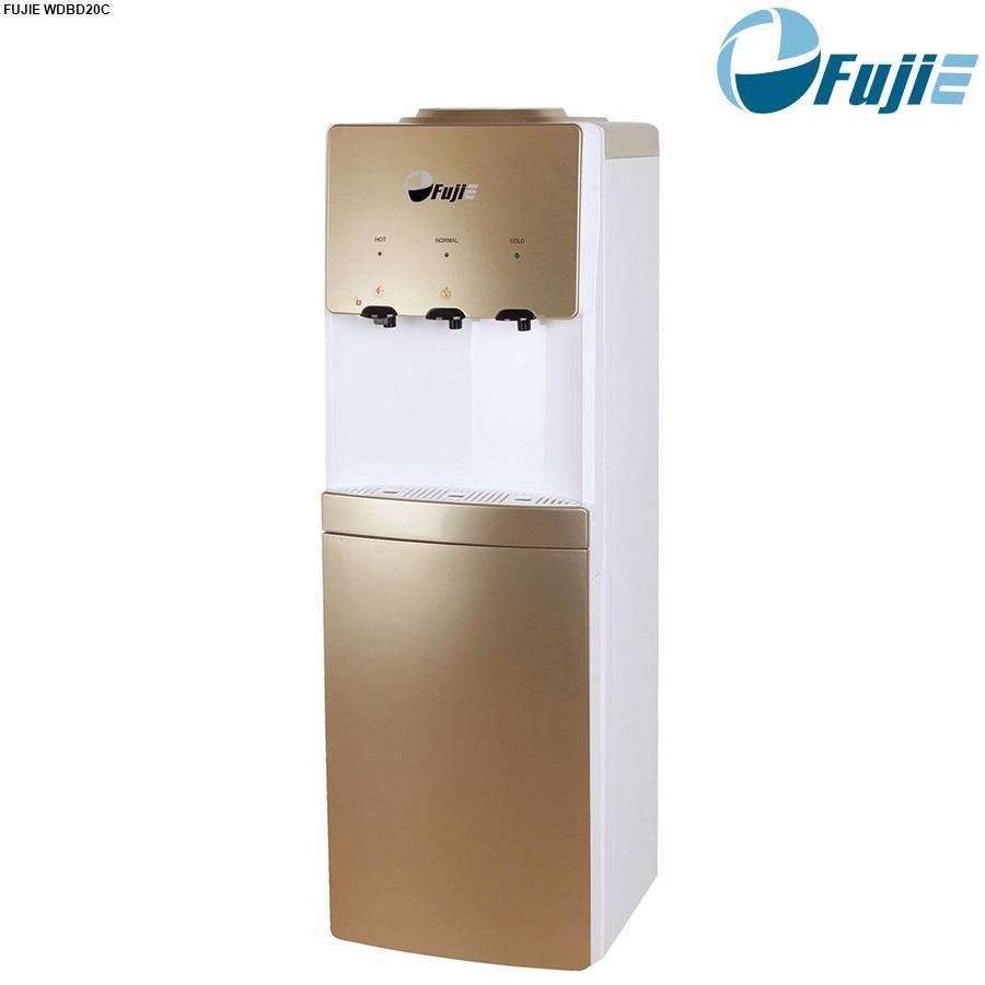 Cây nước nóng lạnh 3 vòi FujiE WDBD20C