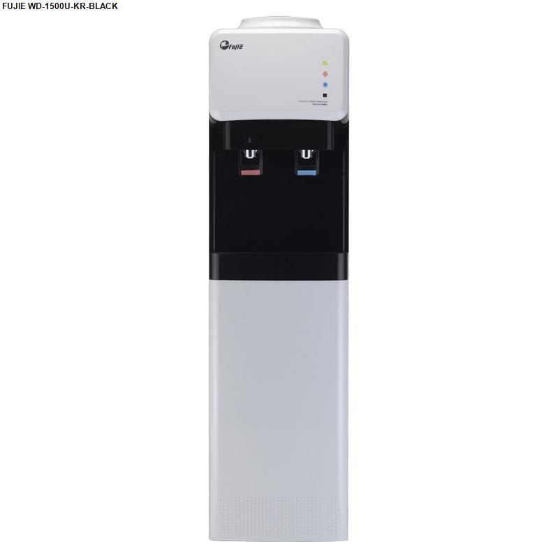 Cây nước nóng lạnh cao cấp Fujie WD-1500U Black