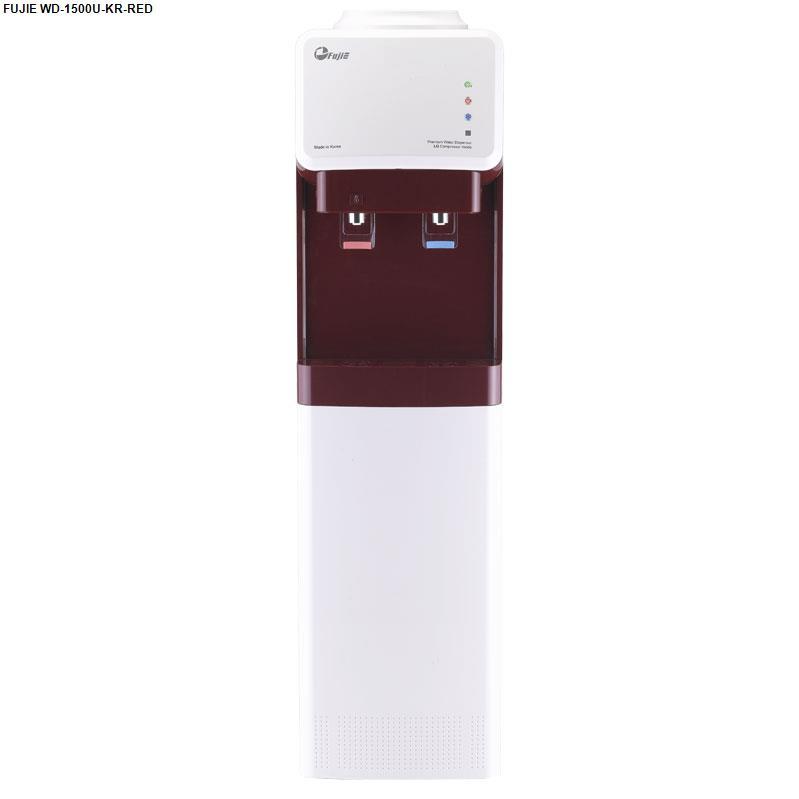 Cây nước nóng lạnh cao cấp Fujie WD-1500U-Red