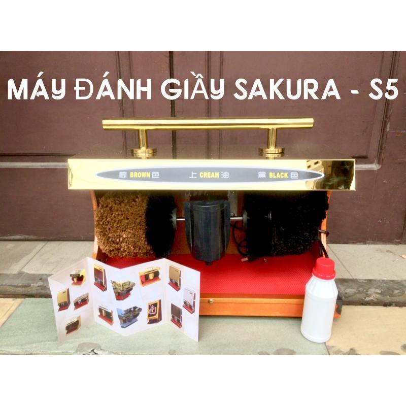 Máy đánh giày tự động Sakura SKR-S5