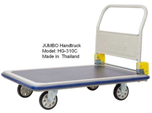 Xe đẩy hàng Jumbo Thái Lan HL-310C