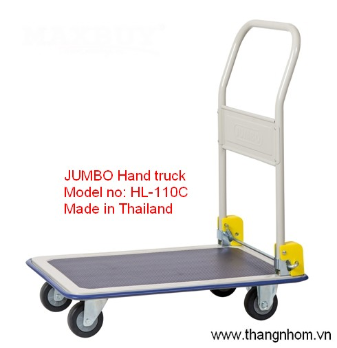 Xe đẩy hàng Jumbo Thái Lan HL-110C