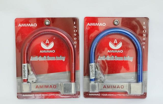 Khóa càng chữ U Amimao