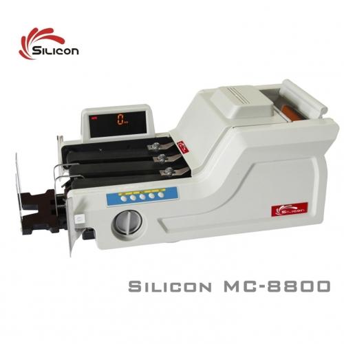 Máy đếm tiền Silicon MC8800