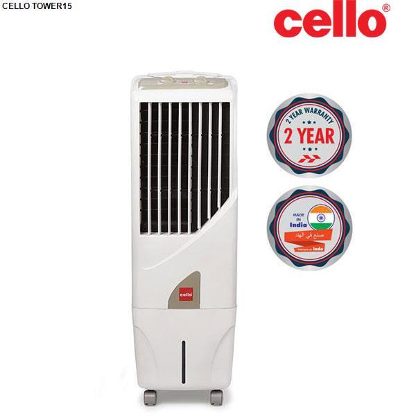 Máy làm mát cao cấp Cello Tower 15