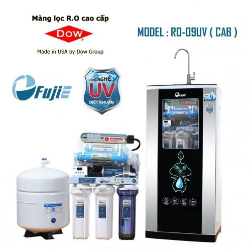 Máy lọc nước tinh khiết RO FujiE RO-09UV
