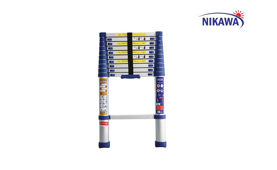 Thang nhôm rút gọn Nikawa NK-38