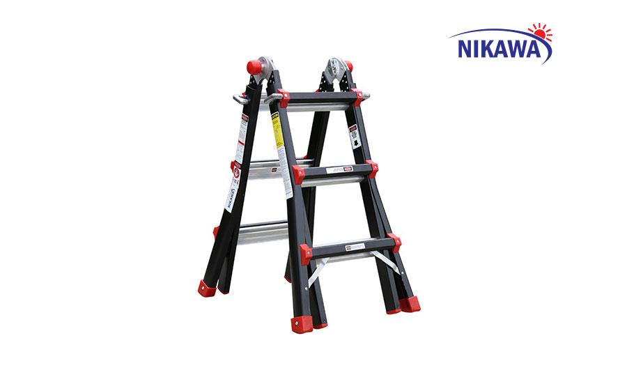 Thang nhôm rút đa năng Nikawa NKB43
