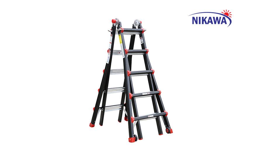 Thang nhôm rút đa năng Nikawa NKB45