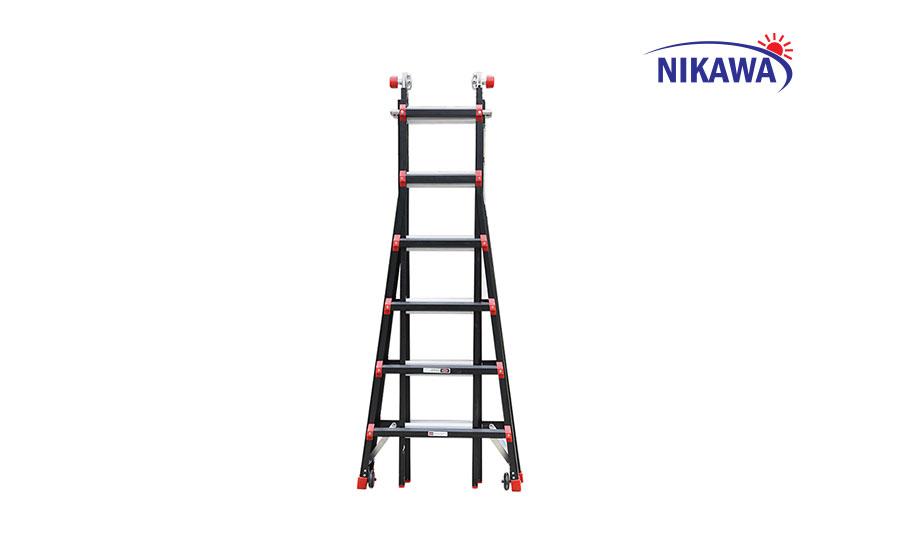 Thang nhôm rút đa năng Nikawa NKB46