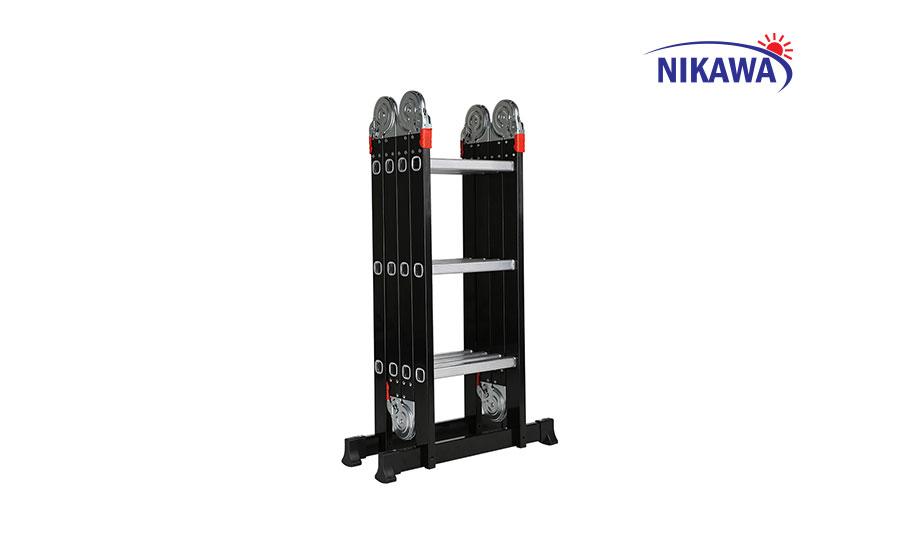 Thang nhôm 4 khúc Nikawa NKG43