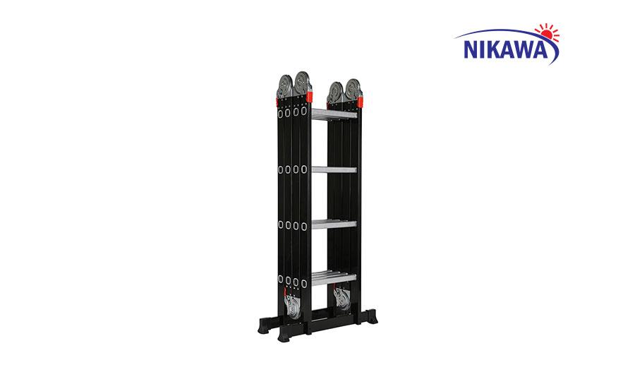 Thang nhôm 4 khúc Nikawa NKG44