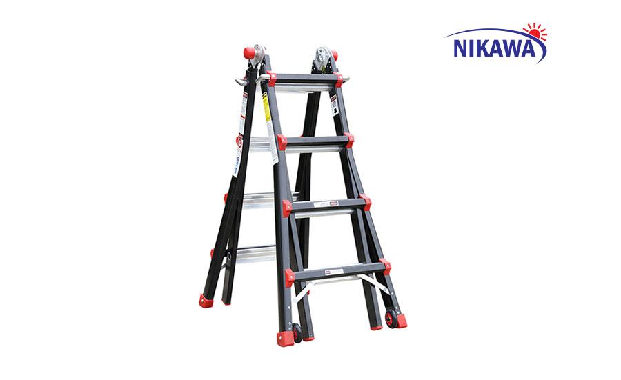 Thang nhôm rút đa năng Nikawa NKB44