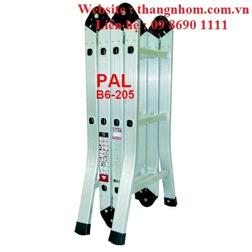 Thang nhôm PAL Đài loan B6-205