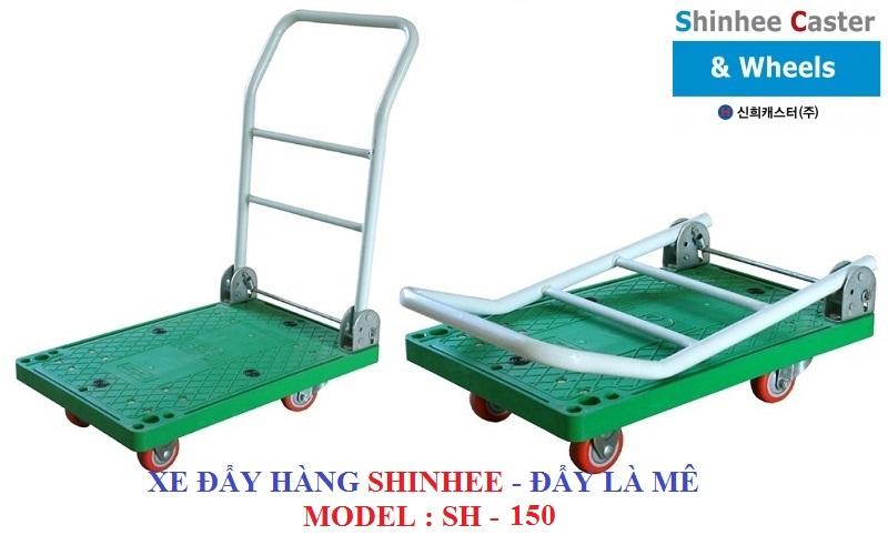Xe đẩy hàng Hàn Quốc Shinhee SH-150