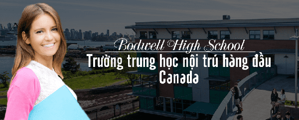 du học Canada Bodwell High School
