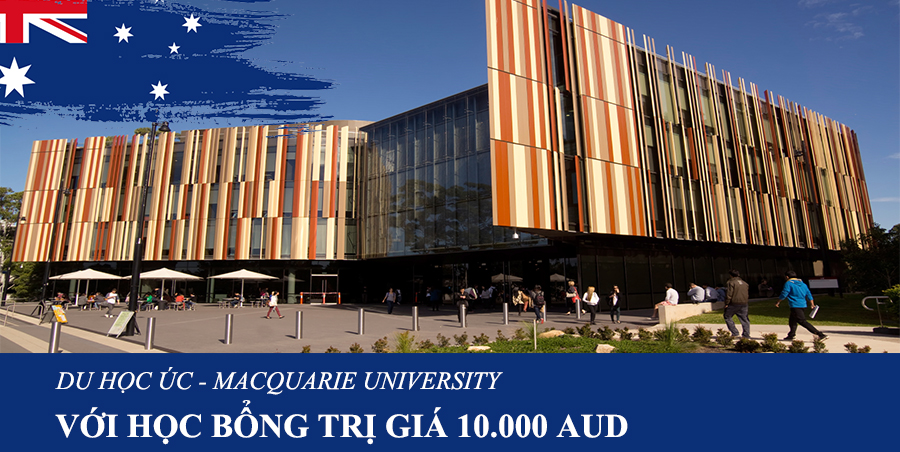 du học úc Macquarie Univeristy