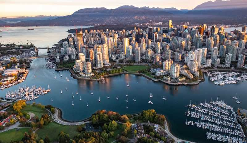 Vancouver - Bang British Columbia