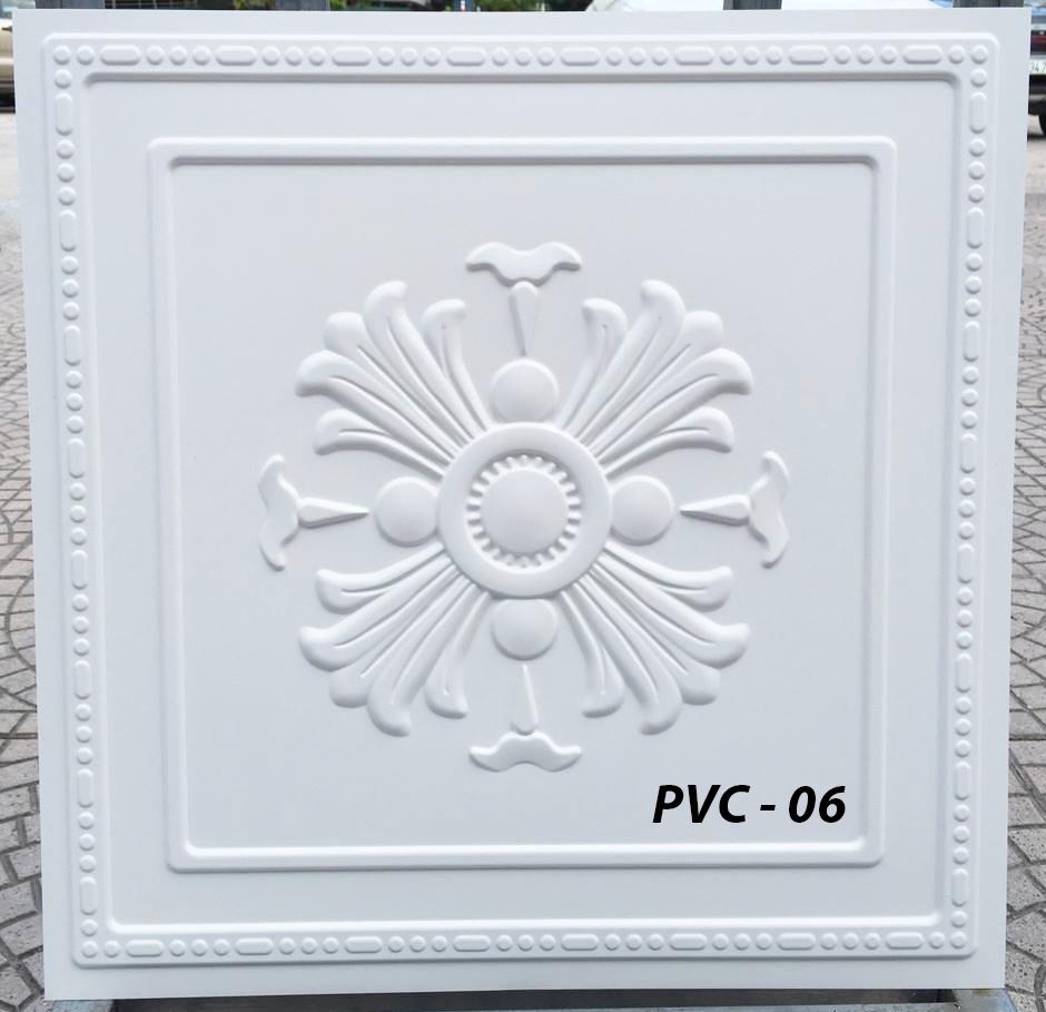 Tấm ốp tường 3D PVC - 06