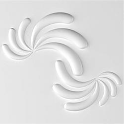 Tấm ốp tường 3D PVC - 07