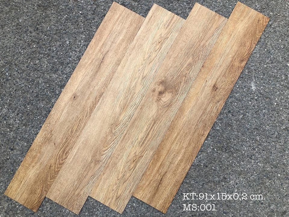 Sàn nhựa vân gỗ tự dính - Mã 01