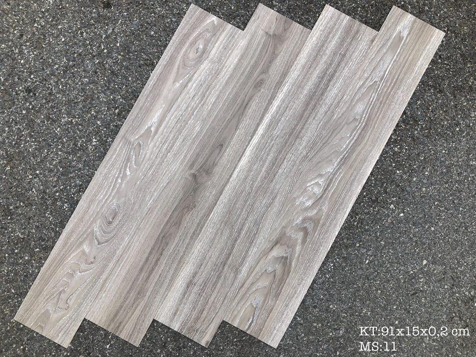 Sàn nhựa vân gỗ tự dính - Mã 11