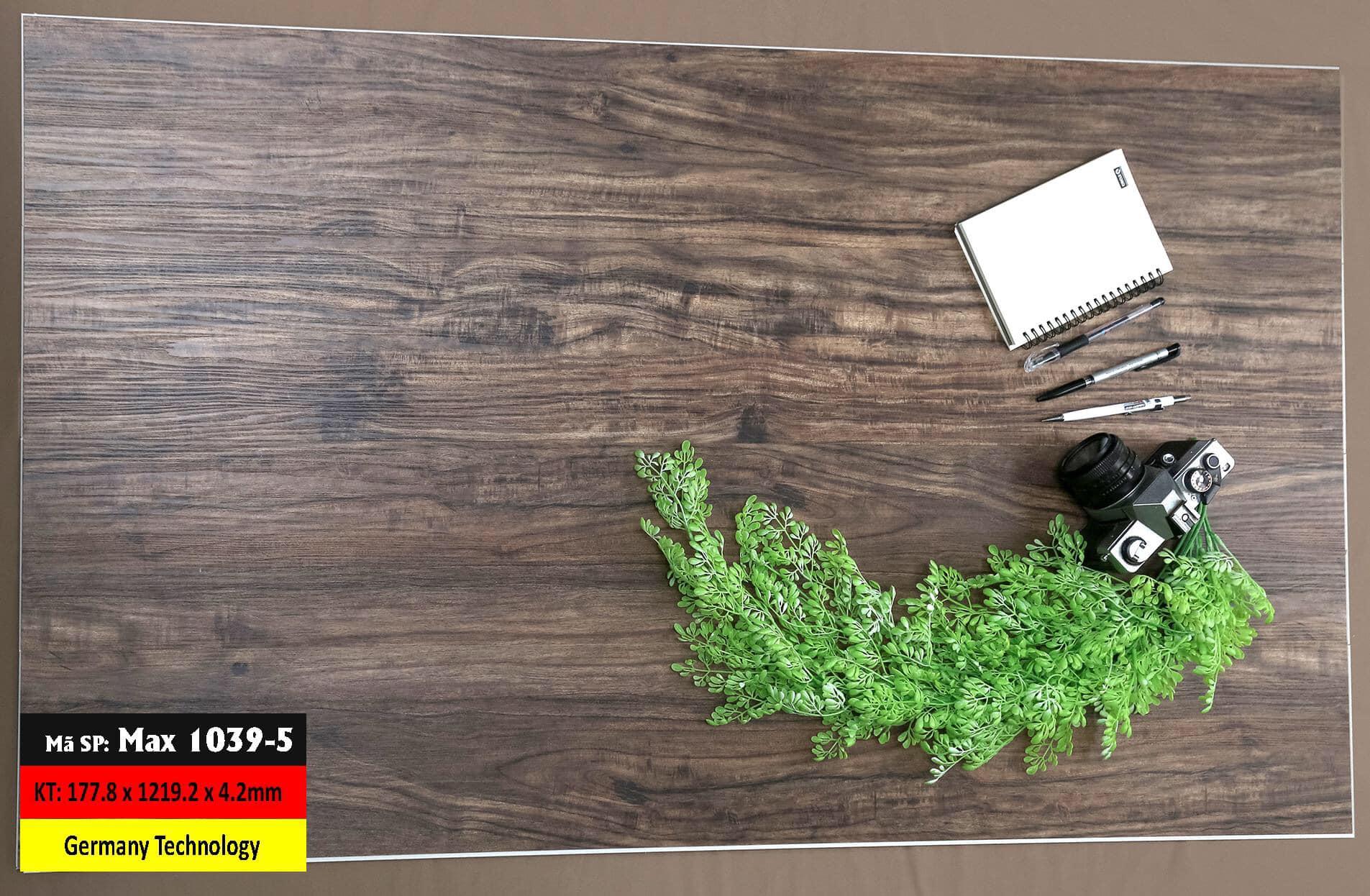 Sàn Nhựa Hèm Khóa Mã 1039-5 Germany