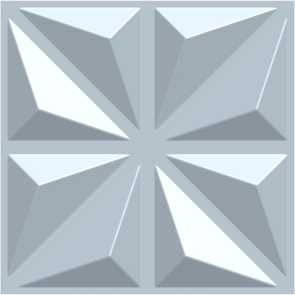 Tấm ốp tường 3D PVC - 03