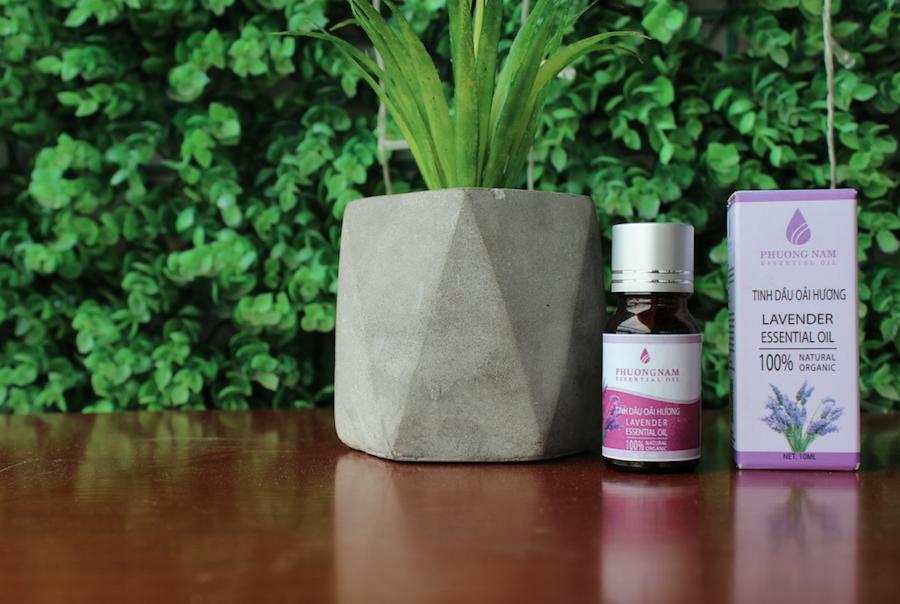Tinh dầu oải hương (lavender)