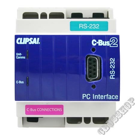 Giao diện PC C-Bus RS232