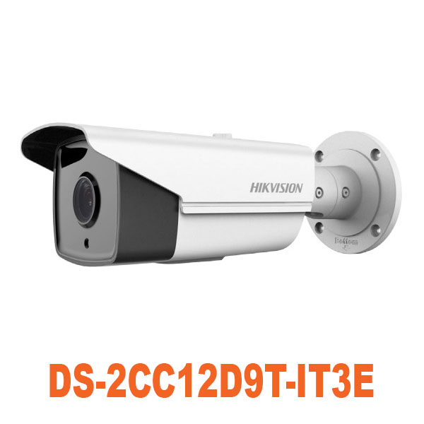 Camera Hikvision DS-2CC12D9T-AIT3ZE (POC, WDR, 2.0MP)