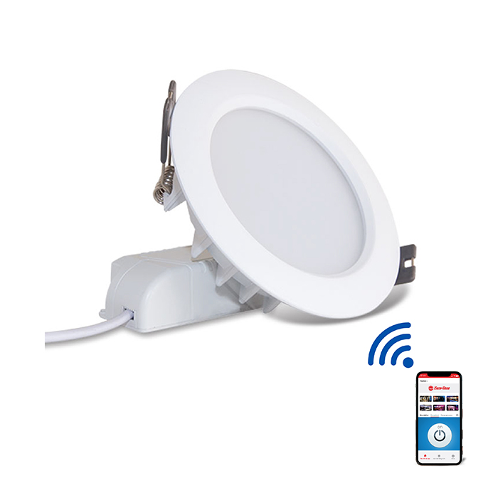 Đèn LED âm trần Downlight smart wifi 110/9W