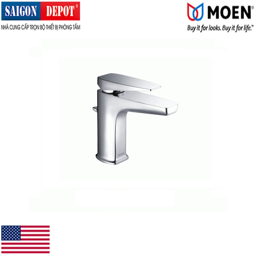 Bộ vòi lavabo MOEN - Diamond  Model: 68121