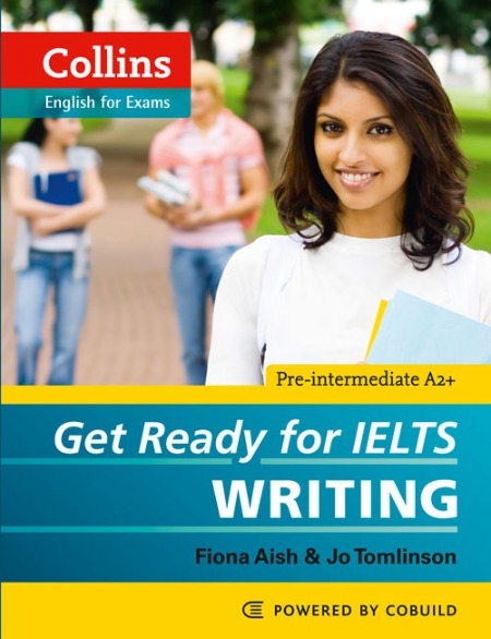 Get Ready for IELTS Writting - Collin